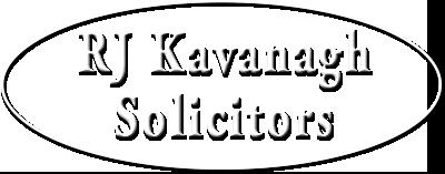 R.J. Kavanagh Solicitors Logo